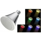 LED 7 Colors Changing Showerhead