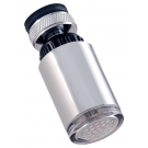 LED temperature Sensitive Swivel Aerator, Chrome