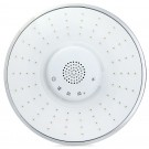 Rain Shower Head with Wireless Bluetooth Speaker